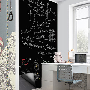 double layer chalkboard contact paper