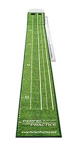 Acrylic Edition Golf Mat