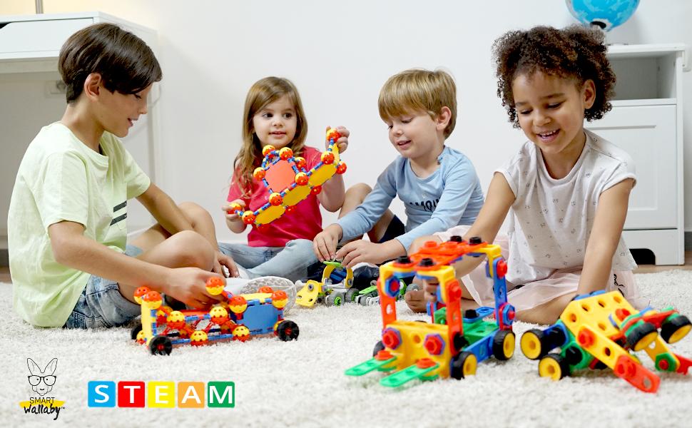 building shapes for kids
