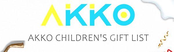Brand:AKKO