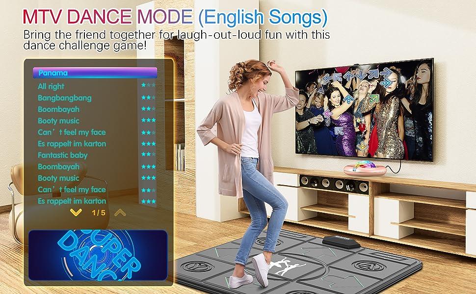 dance modes