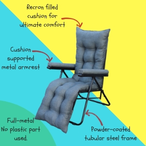 foldable easy chair