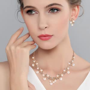 prom jewelry set for women