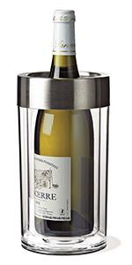 wine, wine bottle chiller, chiller, wine enthusiast