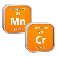 Chromium and Manganese