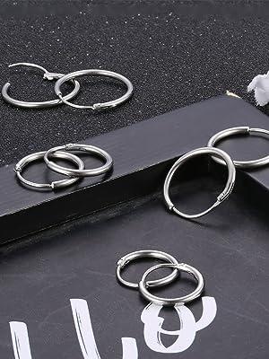 Hoop Piercing Design