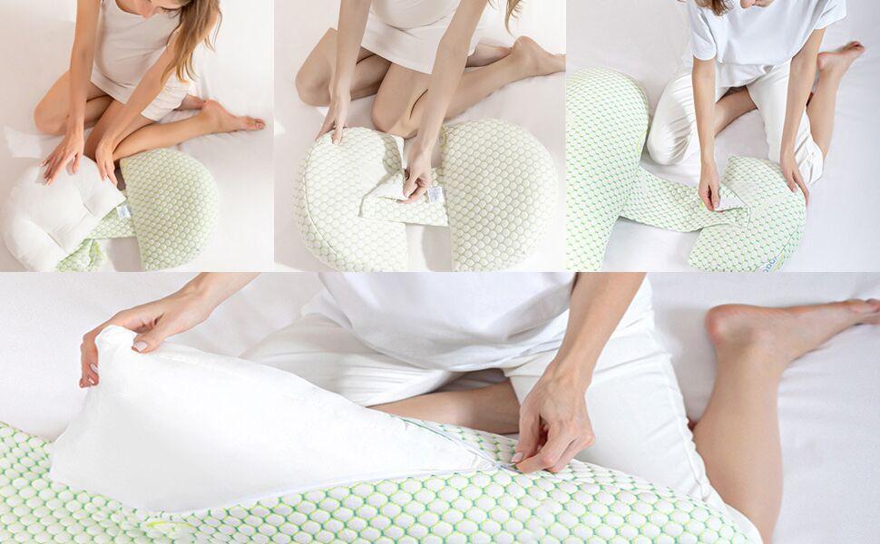 Sleeping soft Pillow for Pregnant Women