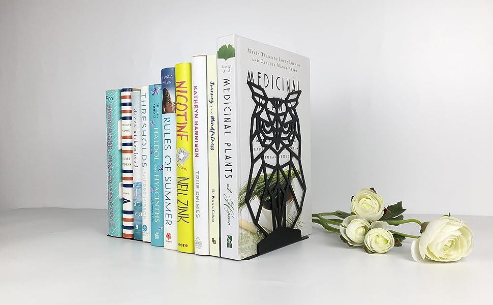 decorative book ends