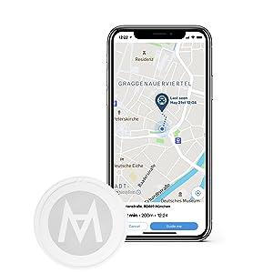 Parkplatz finden, Auto finden, Almo Dot, Almo App