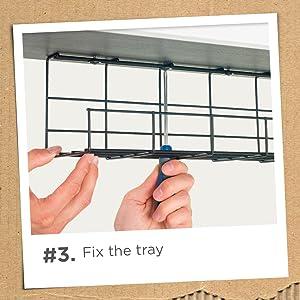 Fix tray