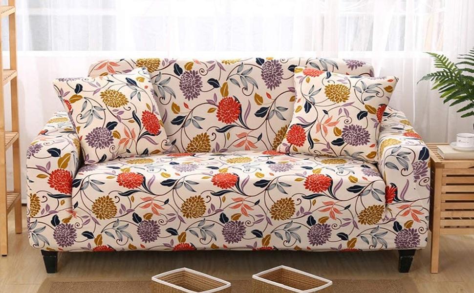 stretchable sofa cover