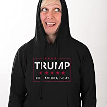 keep america great again pull-over