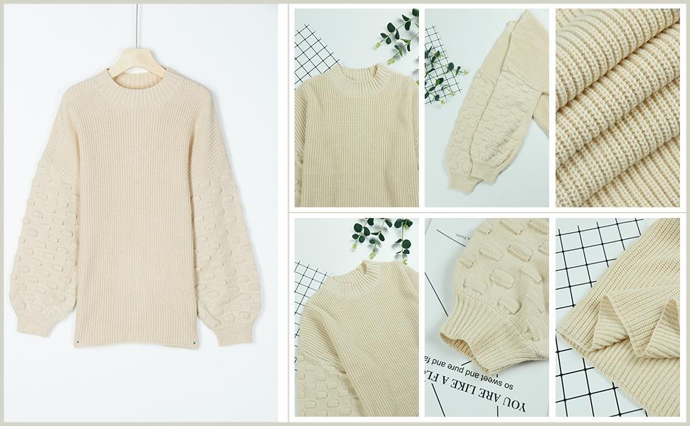 sweater long sleeve