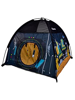 spaceship tent port