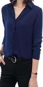 button down shirt blouse