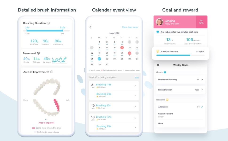detailed app info