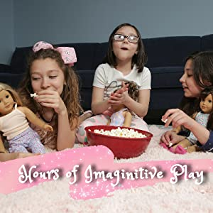 hours of imaginative play