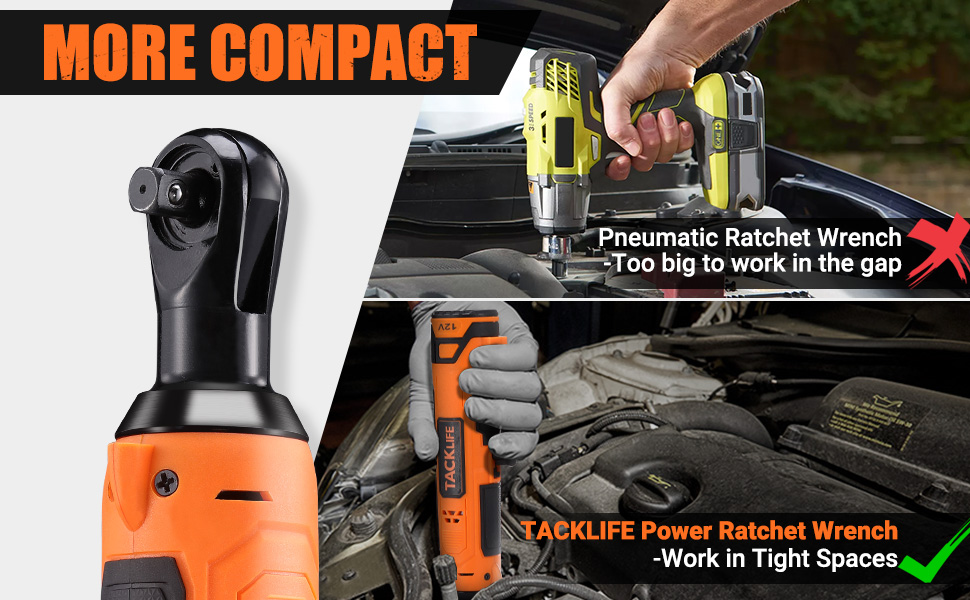 Electric Ratchet Wrench