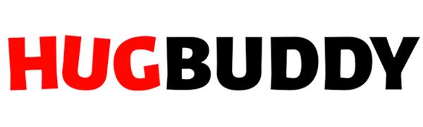 Hug Buddy Phone Holder Logo