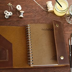 leather journal cross leather sketchbooks leather recipe book  leather art journalleather photo book