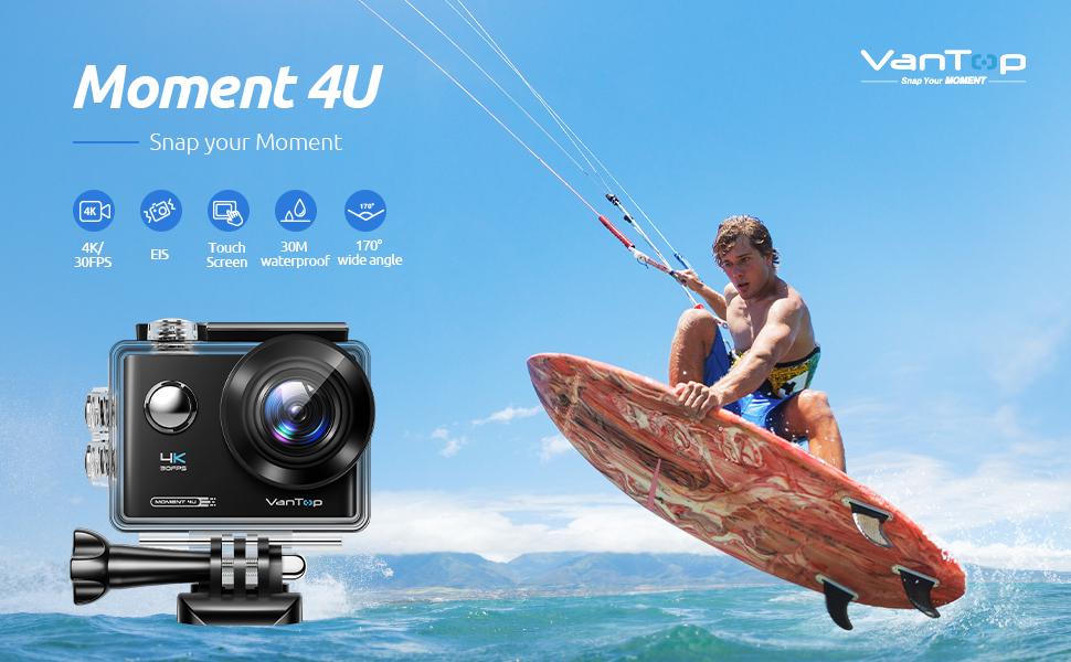 moment 4u action camera