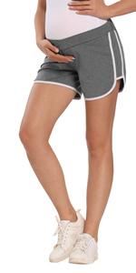 maternity active shorts