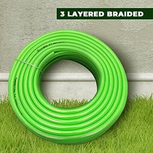 3 Layered Braided