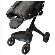 stroller footmuff