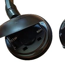Chevy tahoe wireless headphones, GMC Yukon wireless headphones, Honda odyssey wireless headphones