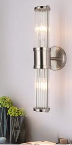 Sand Nickel Wall Lamp