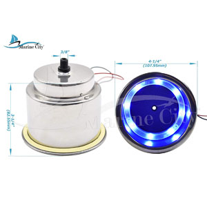 caddy adapter pool suction stroller water bottle mount durable top spiker RV trailer auto lighted