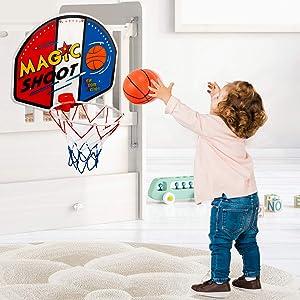 magic shot hoop