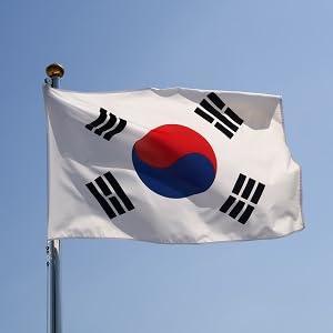 flag korea