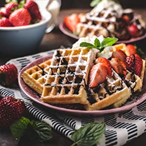 GVODE waffle plates
