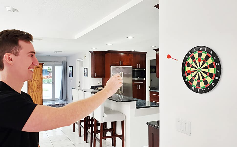 Magno dart magnetic dartboard for kids children gifts for boys girls fun family game