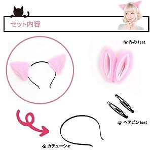 猫耳 セット内容