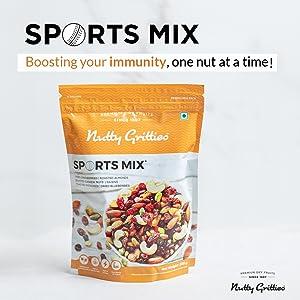 sports mix