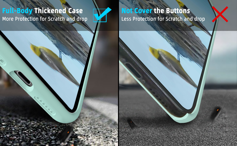iphone 11 case scratch resistent, drop protection iphone 11 case
