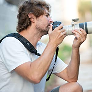 Universally Fits All SLR & DSLR Cameras