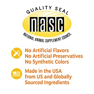 Branded Ingredients, NASC Certification, Made in the USA