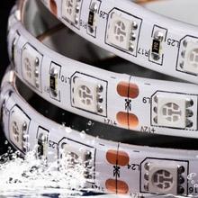 5050 White LED Strip Light Waterproof