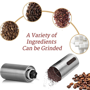 Coffee grinder manual