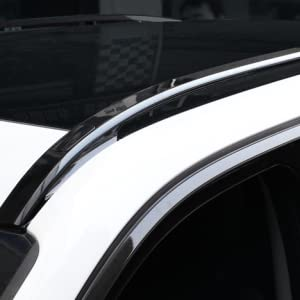 discovery sport black roof rack