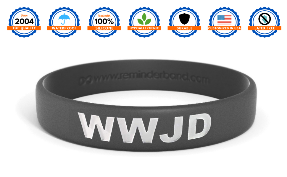 Don/'t Text and Drive cause bracelet silicone rubber black with white lettering
