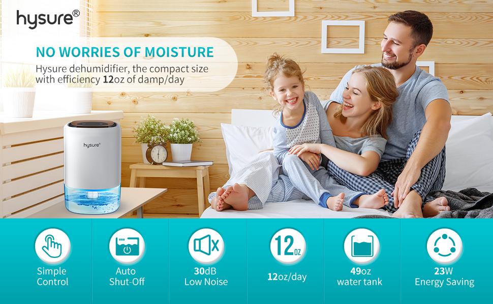 hysure dehumidifier for home