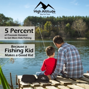 donation kids fishing