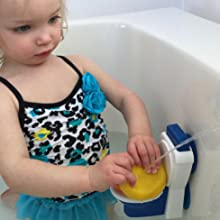 play bath tub potty training practice toddlers boys girls toilet urinal