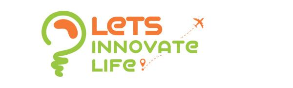 Let's Innovate Life Airplane Travel Blanket Pillow Set
