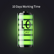 10 days working time