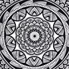 black and white hippie mandala tapestry wall art black and white mandala tapestry